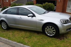 2008 Holden Statesman WM Dual Fuel Luxury Caprice Bargain