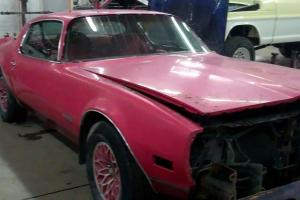 Pontiac : Firebird Firebird