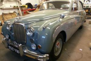 Jaguar MK IX 3.8 1959