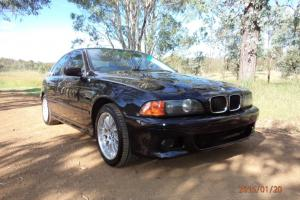 BMW 5 23i 1998 4D Sedan 5 SP Automatic Stept 2 5L Multi Point F INJ
