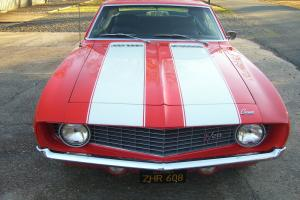 Chevrolet : Camaro Z 28