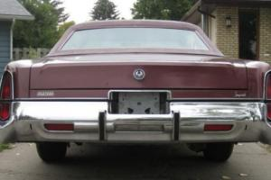Chrysler : Imperial LeBaron Hardtop 4-Door