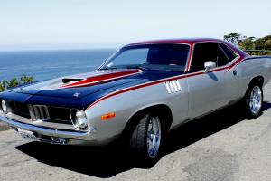 Plymouth : Barracuda DELUXE