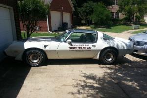 Pontiac : Trans Am Pace Car Edition