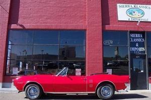 Pontiac : Firebird Convertible