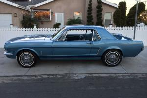 Ford : Mustang A Code
