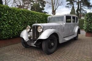 1935 Daimler v 26 hooper Straight 8 limousine