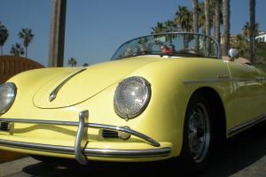 Porsche : 356 2 Door Convertible