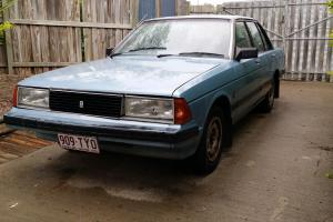 Datsun Nissan Bluebird 1 Owner Photo