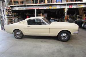 Ford : Mustang Mustang fastback