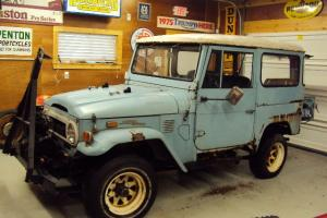 Toyota : Land Cruiser 2 door