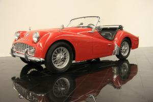 Triumph : Other TR3A Roadster Photo