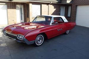 1963 Ford Thunderbird in Fawkner, VIC