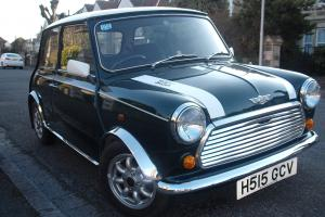 1990 ROVER MINI COOPER ONE OWNER FROM NEW 26000 MILES GENUINE TOTALY IMMAC  Photo