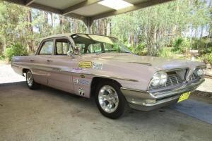 Pontiac Laurentian Chev Hotrod 1961 4D 2 SP Automatic in Taree, NSW