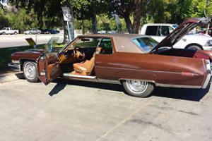 1973 Cadillac Coupe Deville in Surfers Paradise, QLD