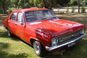 Holden HR 1967 Sedan in Koo Wee Rup, VIC