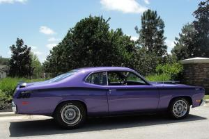 Plymouth : Duster coupe 2 door