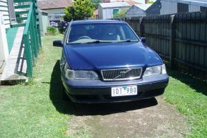 Volvo V70 T5 1998 4D Wagon 4 SP Automatic 2 3L Turbo Mpfi 11 MTHS REG