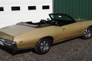 Pontiac : GTO GTO Convertible Original Survivor