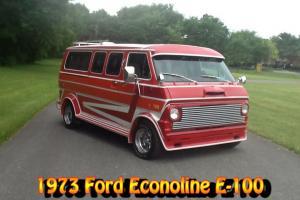 Ford : E-Series Van E-100