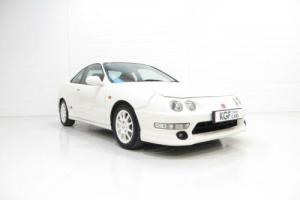 A Sensational UK Honda Integra Type-R with Full Honda History and 69,520 Miles for Sale