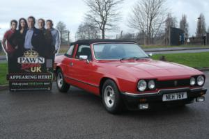 Reliant Scimitar GTC Photo