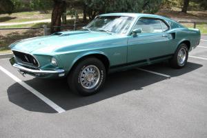1969 Mustang GT Sportsroof