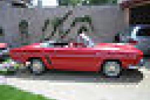 Renault Floride 1961 02.  Photo