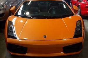 Lamborghini : Gallardo Spyder Convertible 2-Door