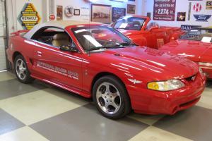 Ford : Mustang SVT Cobra Convertible 2-Door