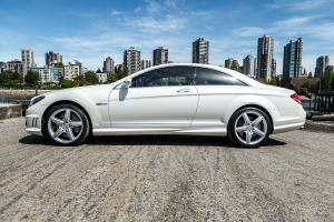 Mercedes-Benz : CL-Class CL 63 AMG Designo