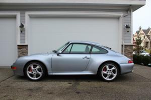 Porsche : 911 Carrera 4S Coupe 2-Door