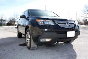 Acura : MDX HEATED LEATHER