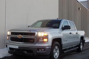 Chevrolet : Silverado 1500 CREW CAB-Z71 PACKAGE-5.3 LITRE V8-4X4