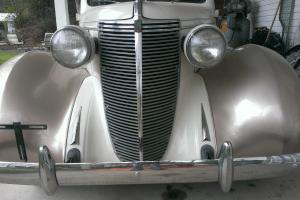 Nash : Sedan - rear suicide doors standard - older restoration