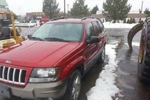 Jeep : Grand Cherokee gc