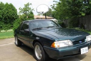 Ford : Mustang LX Price Negotiable