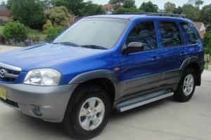 Mazda Tribute Luxury 2002 4D Wagon 4 SP Automatic 4x4 in Minto, NSW Photo