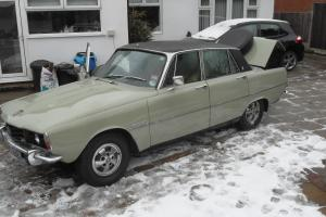 1974 ROVER P6B 3500 AUTO GREY