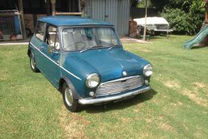 Mini 1969 Complete Running in Taree, NSW