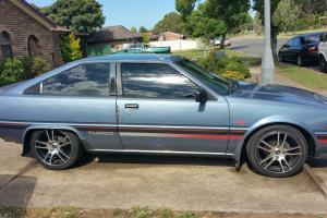 Mitsubishi Cordia GSR Turbo AA 1984 3D Hatchback 5 SP Manual 1 8L Turbo in Bossley Park, NSW
