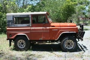 Nissan Patrol G60 1978 Photo