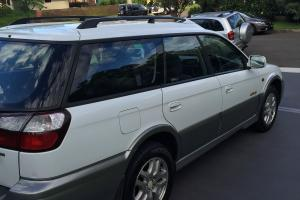 Subaru Outback 2002 Wagon Automatic in Narrabeen, NSW