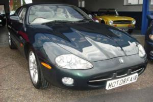 2001 Jaguar XK8 4.0 auto 2001MY 74000 Private reg, Low road tax,Service history