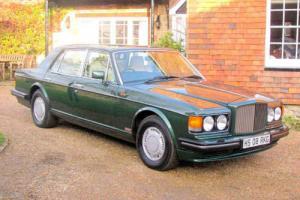 1990 Bentley Turbo R Photo