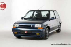 FOR SALE: Renault 5 GT Turbo Raider