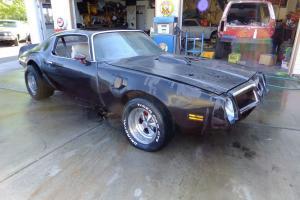 Pontiac : Trans Am 455