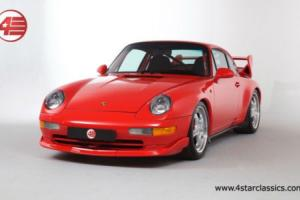 FOR SALE: Porsche 911 993 Carrera RS Clubsport 3.8 1995