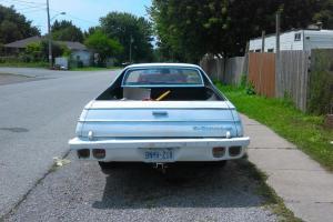 Chevrolet : El Camino classic
